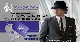 Monte Carlo Tailors