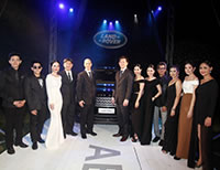 9Exclusive Launch of Land ROVER