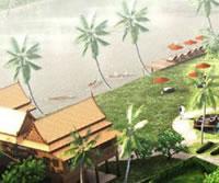 asitaresort_viewเรือนไทย