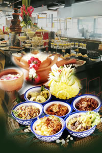 Traditional Songkran Delicacies