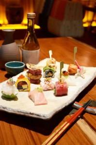 Cherry Blossom festival YTSB's Sushi