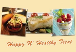 6 Happy N' Healthy Treat Artwork