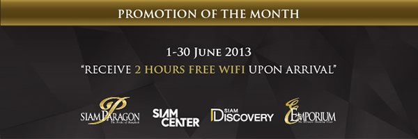 Siam-Paragon-Foreign-Shopper-Society-June-Promotion