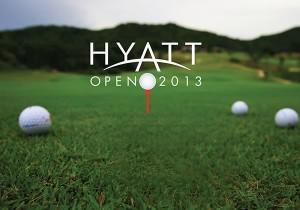 Hyatt Open 2013