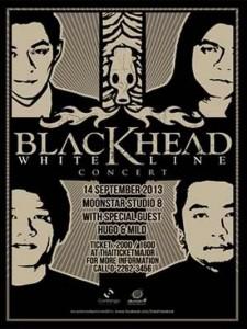 12 Blackhead