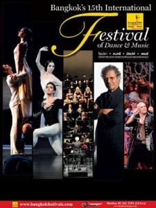 6 Bangkok International Festival of Dance and Music