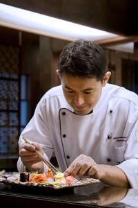 Chef Shinsuke Yonekawa