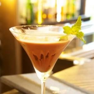 choc_mint martini sapphire bar