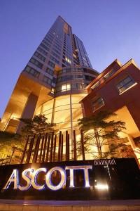 Ascott Sathorn - Facade