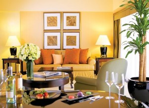 Regent Singapore Premier Suite
