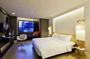 GLOW Trinity Silom_Superior Room