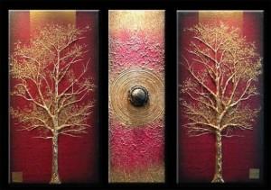 Nature meets art