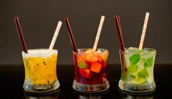 Thai inspire modern cocktails