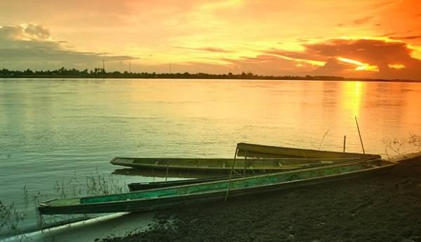 sunset-mekong