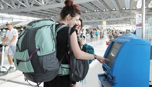 Automated-Check-in-Suvarnabhumi