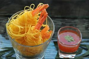 Sheraton-Hua-Hin-Crunchy-Noodle-Wrapped-Shrimps