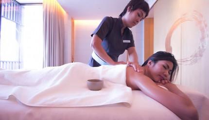 eforea spa - Head massage 2