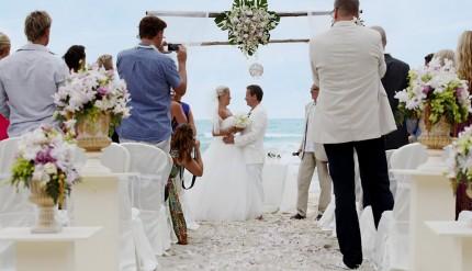 Centara Grand Beach Resort Phuket - Wedding 21