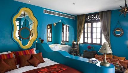 Villa Maroc-Pool Court, Bedroom 1