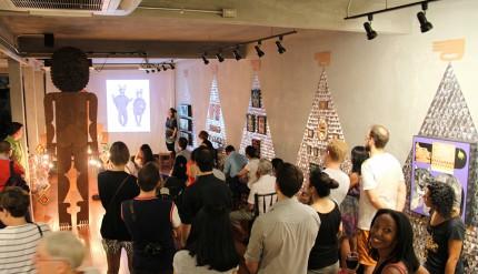 artist talk Maja Hurst 130