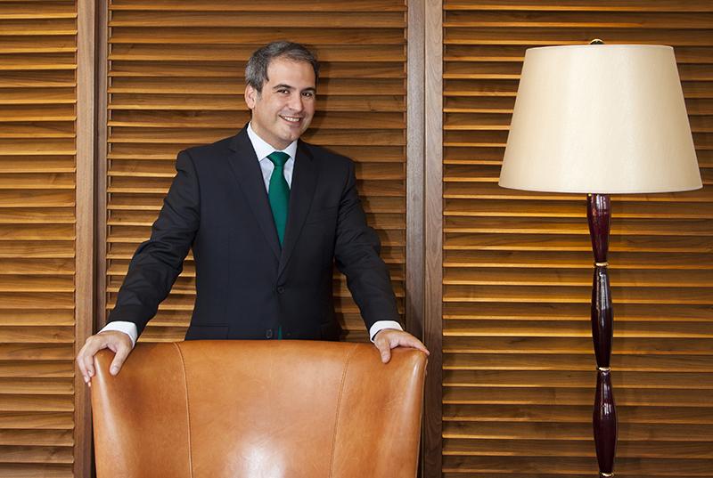 David Ecija, GM at Hilton Sukhumvit Bangkok and DoubleTree by Hilton Hotel