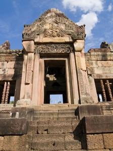stone stairs at Phanom Rung