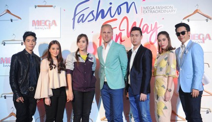 """The annual """"Mega Fashion Extraordinary"""" featured fashion shows, personality development workshops, concerts and other fun activities."""