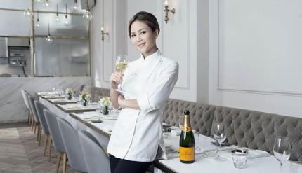 Veuve Clicquot Asia's Best Female Chef 2015 Vicky Lau