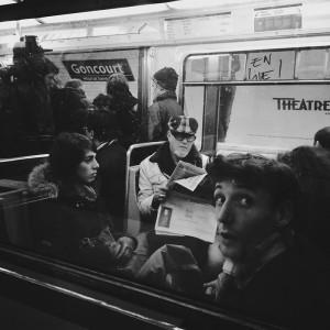Life-in-métro