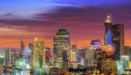 Bangkok Buildings