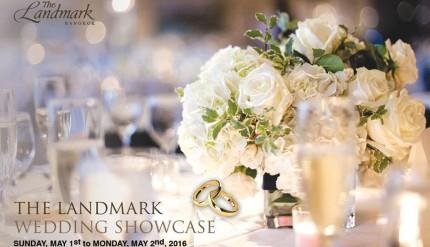 Landmark Wedding Showcase