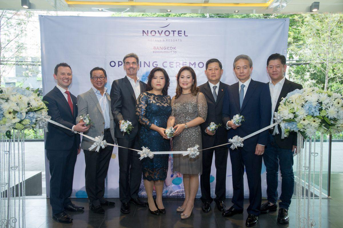 Novotel Bangkok Sukhumvit 20 - Opening Ceremony (2)