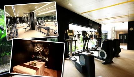 Spa Cenvaree & Fitness Centre at Centara Grand at Central Plaza Ladprao Bangkok