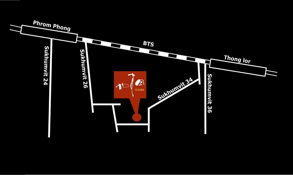 map yasuda