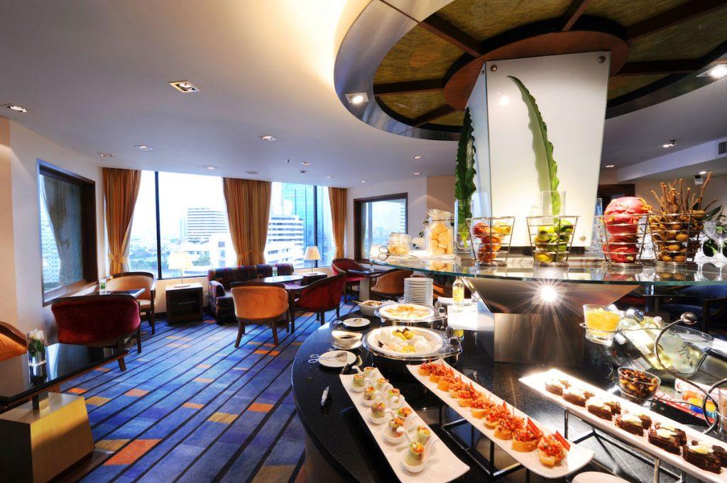 Rembrandt Bangkok Executive Lounge