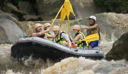 Kaeng Hin Phoeng Whitewater Rafting Festival