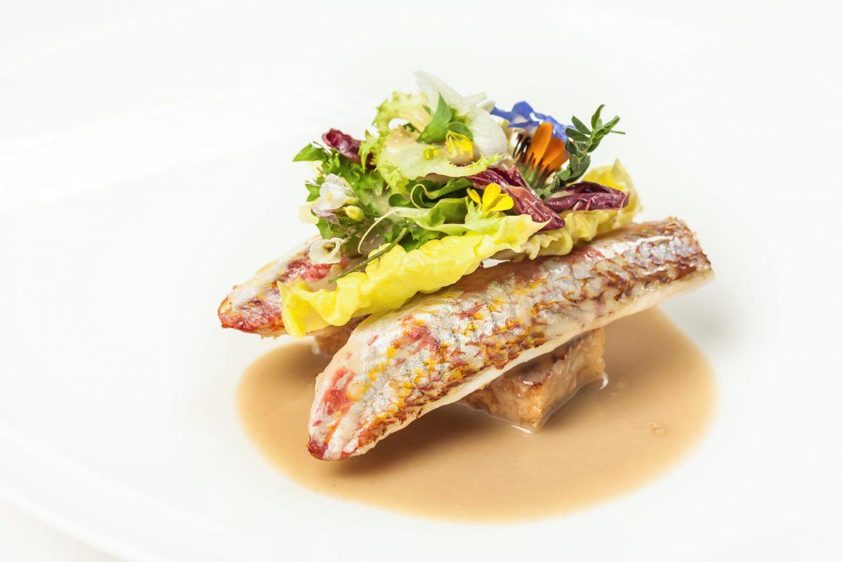 Two-star Michelin chef, Ciccio Sultano at Jojo, The St. Regis Bangkok