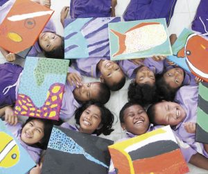 CSR kids
