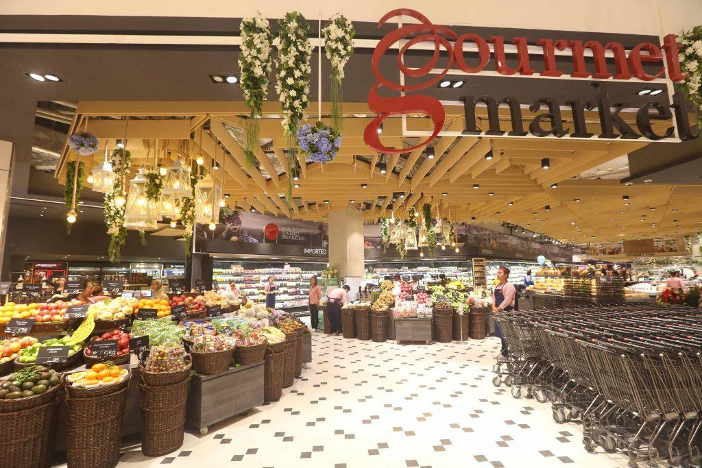 Gourmet-Market