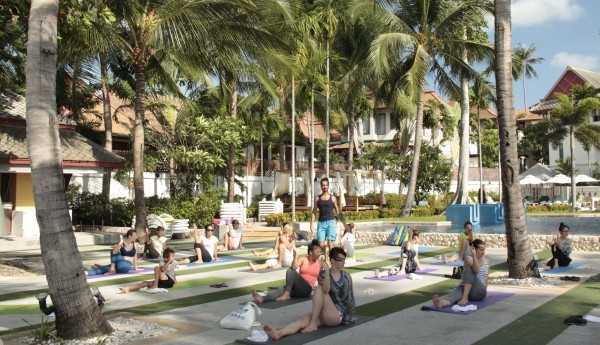 CSR yoga