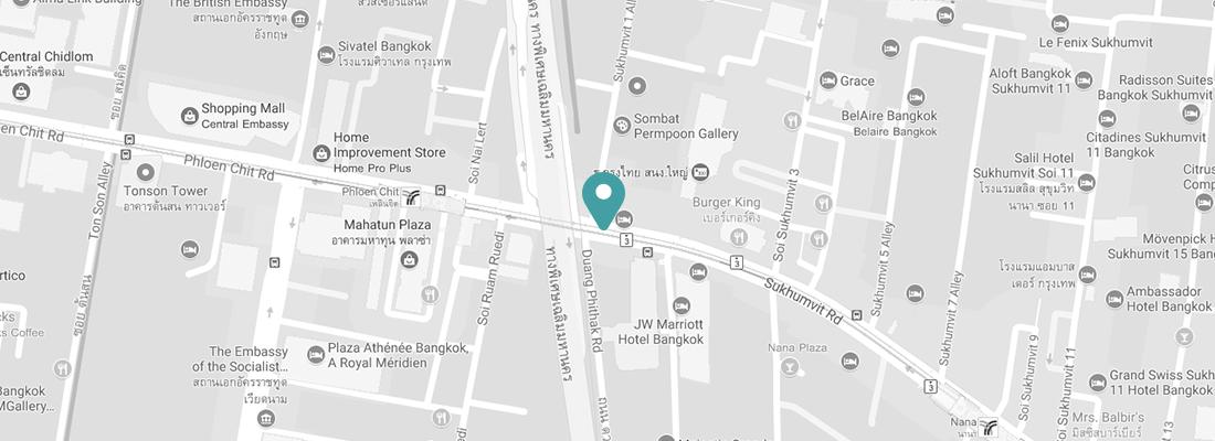Sukhumvit Soi 26 Bangkok 1010, Thailand