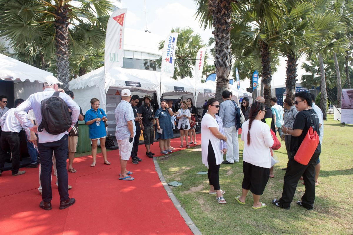 Ocean Marina Pattaya Boat Show 2016 (4)