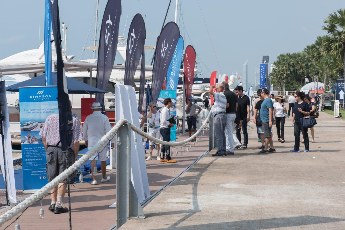 Ocean Marina Pattaya Boat Show 2016 (7)