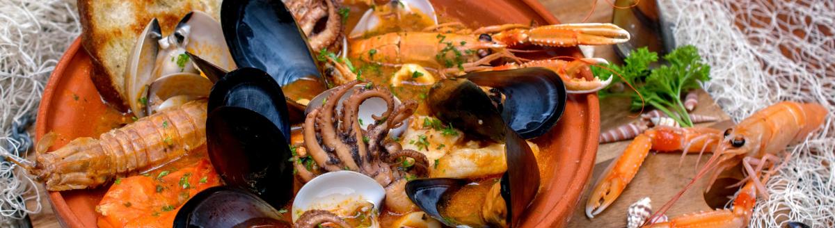 banner seafood