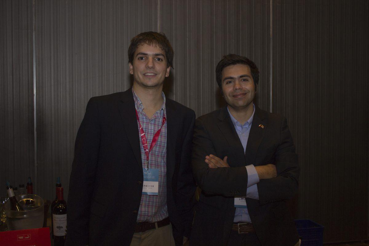 Diego Chavez, Gonzalo Montes