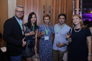 Andrey Snetkov, Anara mussina, Natalia Anosova, Miguel Mendez, Ekaterina Ulovskaya