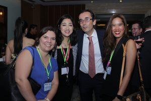 Madhuri Khanna, Chayanee Chaiprasit, Cristina Sanchez Ruiz, Oriol Montal