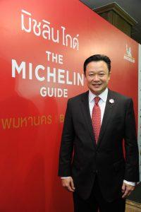 Dr. Yuthasak Supasorn, TAT Governor