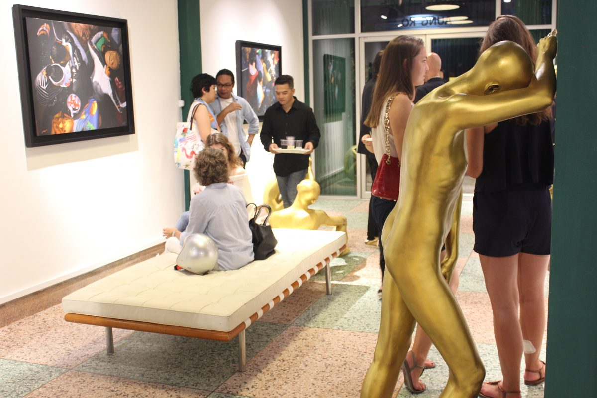 Adler Galerie Bangkok