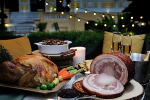 New Year's Under the Stars Buffet Dinner at TCY
